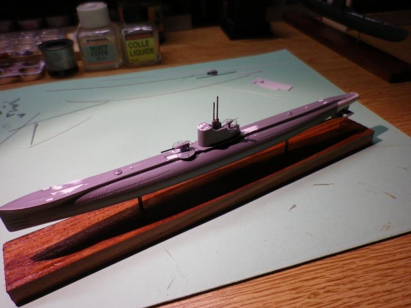 Encore- Models:Sous marins Russe au 1/400 Imgp3330