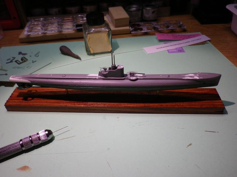 Encore- Models:Sous marins Russe au 1/400 Imgp3333
