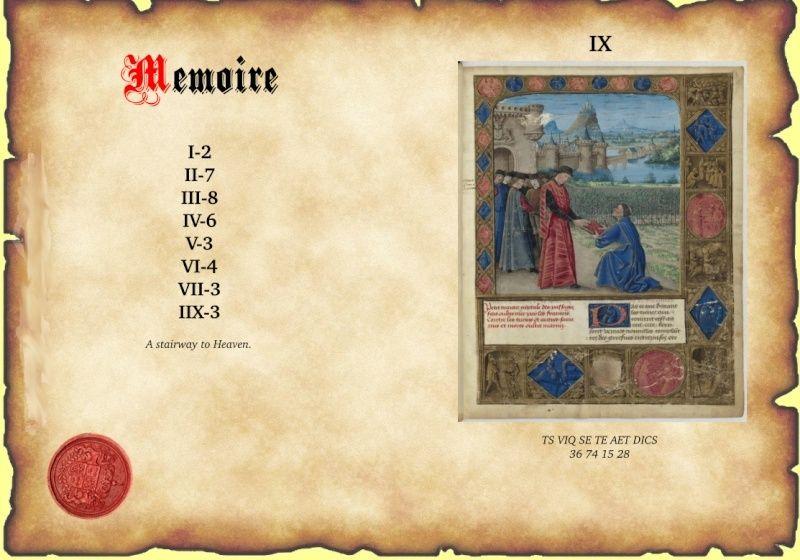 Enigme IX : Memoire Hefoly18