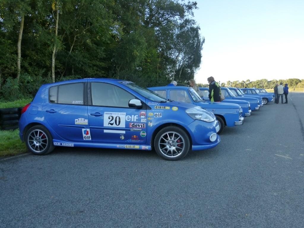 [83] 01/03 2015 Rassemblement Renault Sport PACA  Brignoles  P1030217