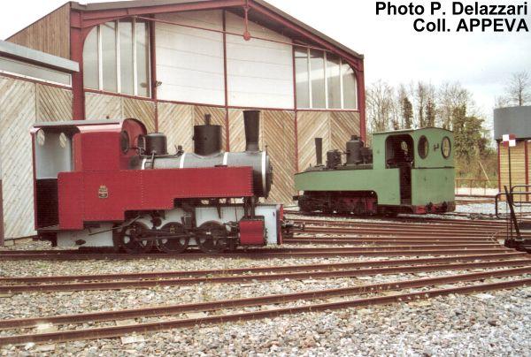 A la recherche des rotondes ferroviaires - Page 4 Musee010
