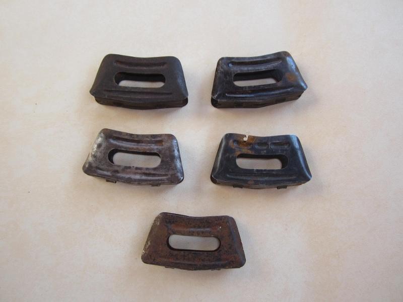 Lot clips mousqueton Berthier - ESC 1 vendu Img_8911