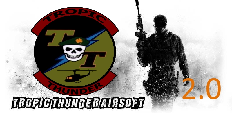 TROPIC THUNDER AIRSOFT