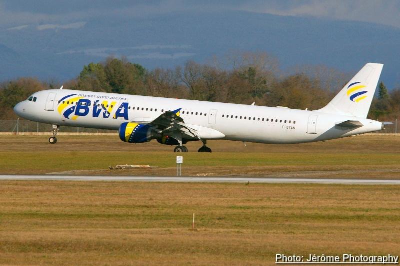 Compagnie Bosnian Wand Airlines et son unique Airbus A-321! Imgp1110