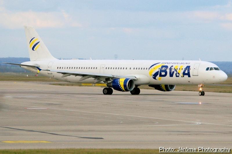 Compagnie Bosnian Wand Airlines et son unique Airbus A-321! Imgp1210