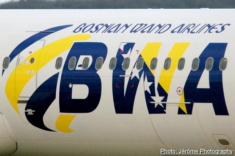 Compagnie Bosnian Wand Airlines et son unique Airbus A-321! Imgp1214