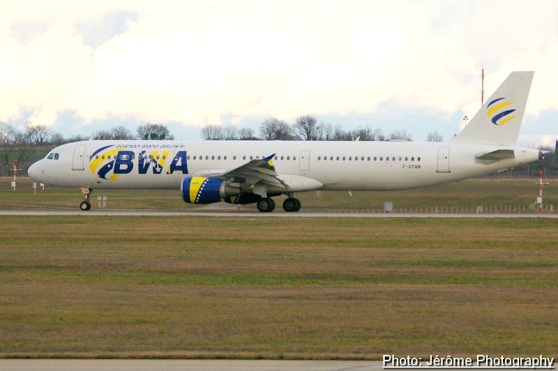 Compagnie Bosnian Wand Airlines et son unique Airbus A-321! Imgp1311