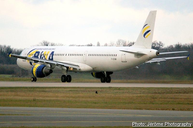 Compagnie Bosnian Wand Airlines et son unique Airbus A-321! Imgp1312