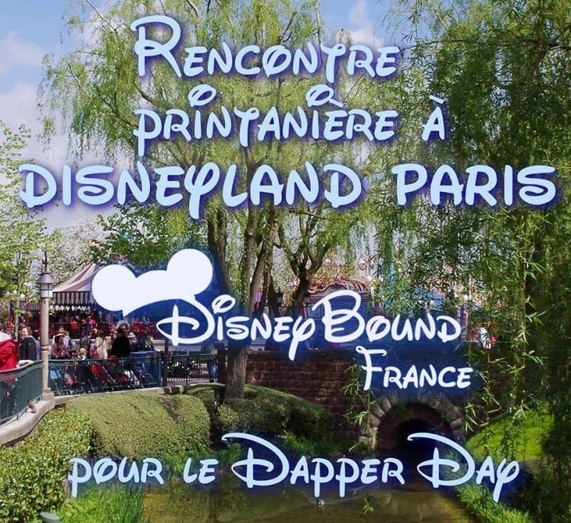 Dapper Day DisneyBound le 1er Mars 2015 Img_2214
