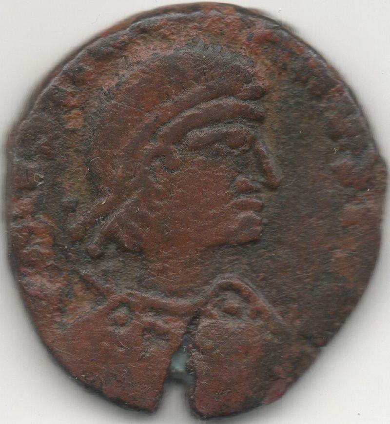 imitation d'une monnaie de Constance II 10110