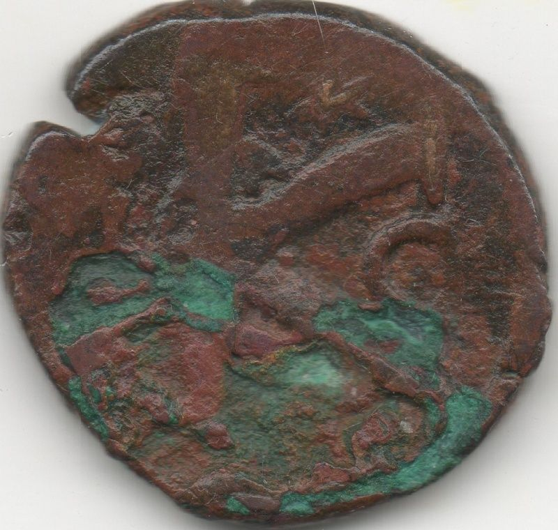 imitation d'une monnaie de Constance II 10210