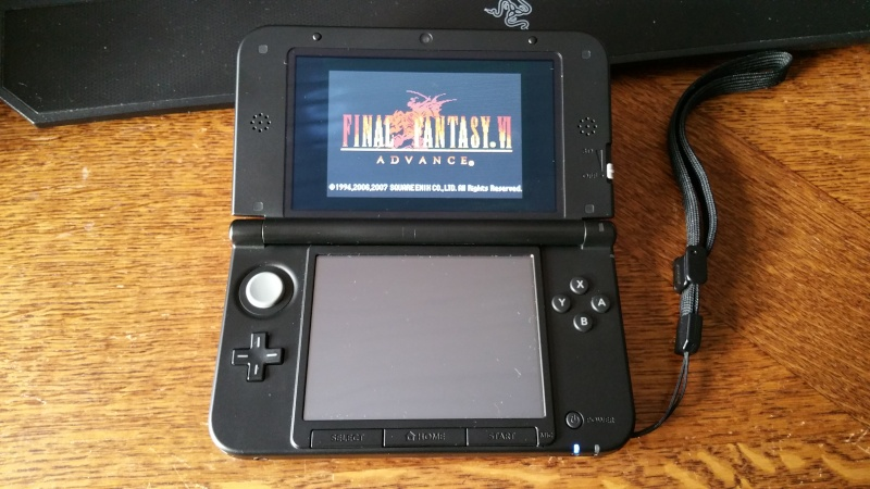 3DS et émulation 20150310
