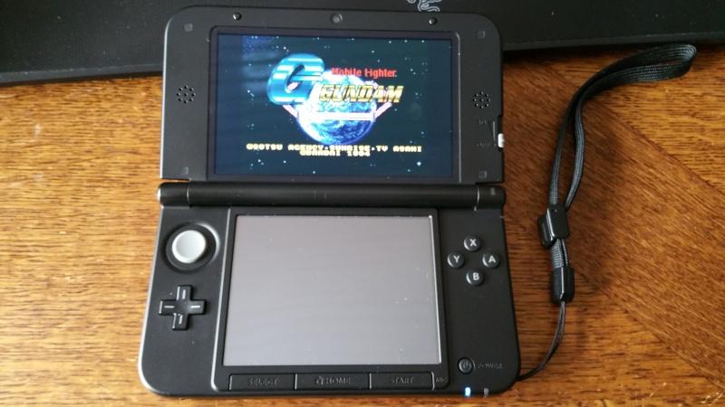 3DS et émulation 20150311