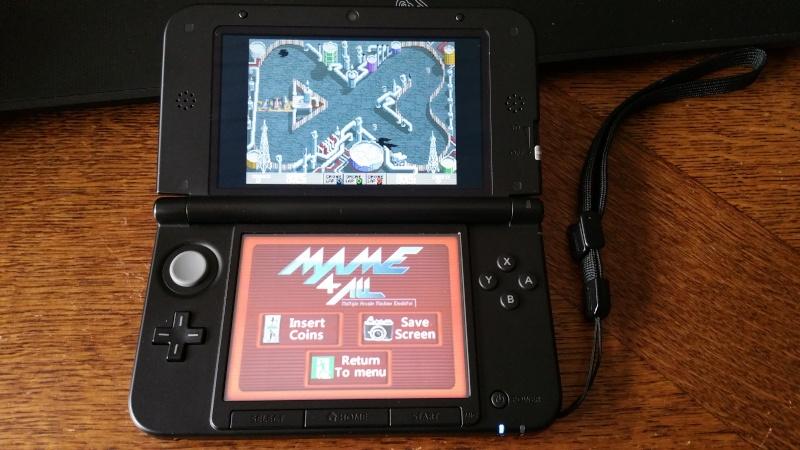 3DS et émulation 20150312