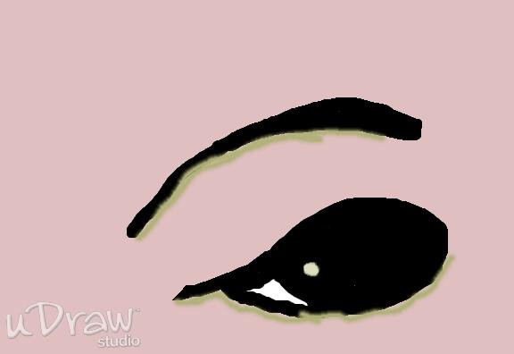 Fawnleaf's Drawings! Eye10