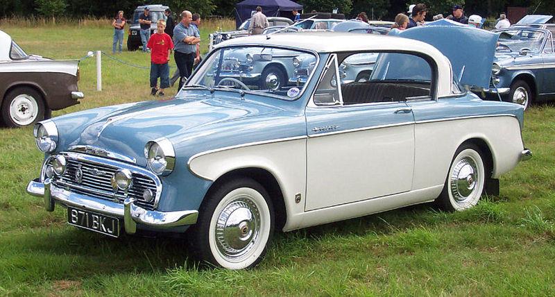Sapete riconoscere quest'auto? Sunbea10