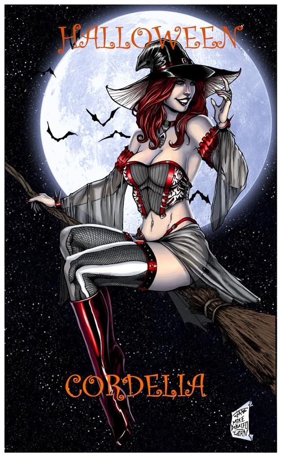 Avatars Halloween Avatar13