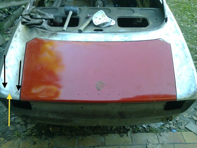 début restauration coupe bertone 1750 - Page 4 Photo045