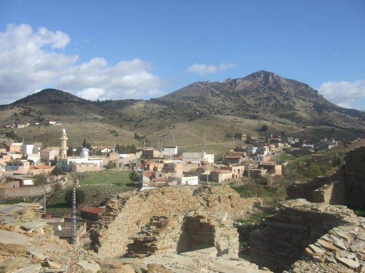 Le Village At Djaad (Beni Djaad) commune Amalou At_dja10