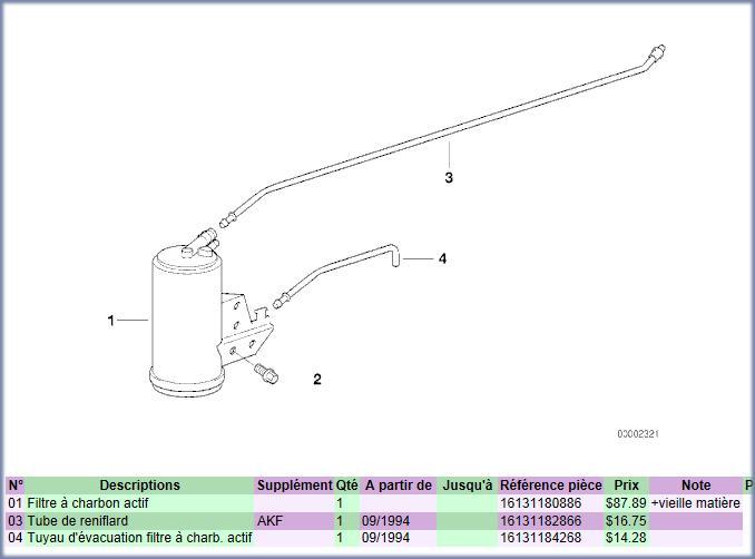 bmw e36 320i de 97 ,cherche nom et référence de cette pièce  Image212