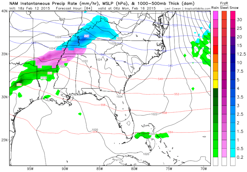 Winter Storm Threat 16th-18th - Page 2 Nam_ms10