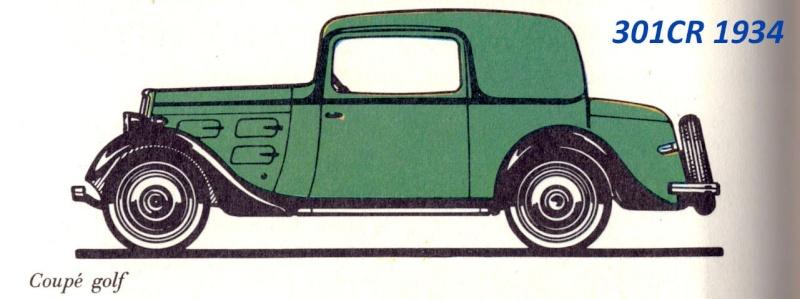 301 CR coupé golf 301_cr10