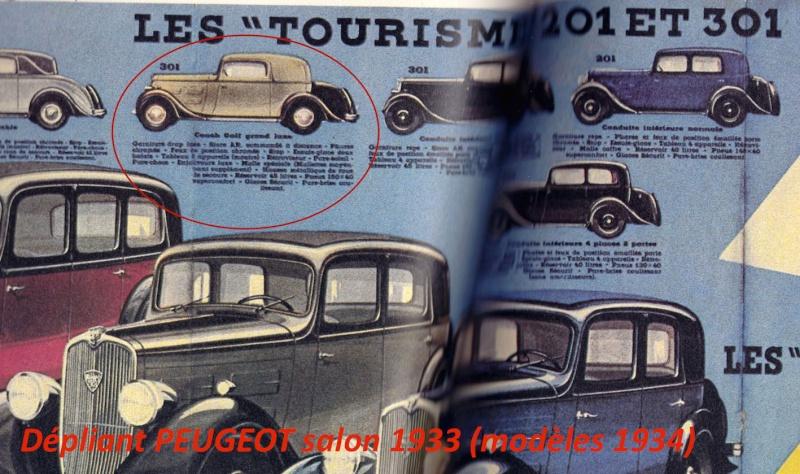 301 CR coupé golf Dyplia10