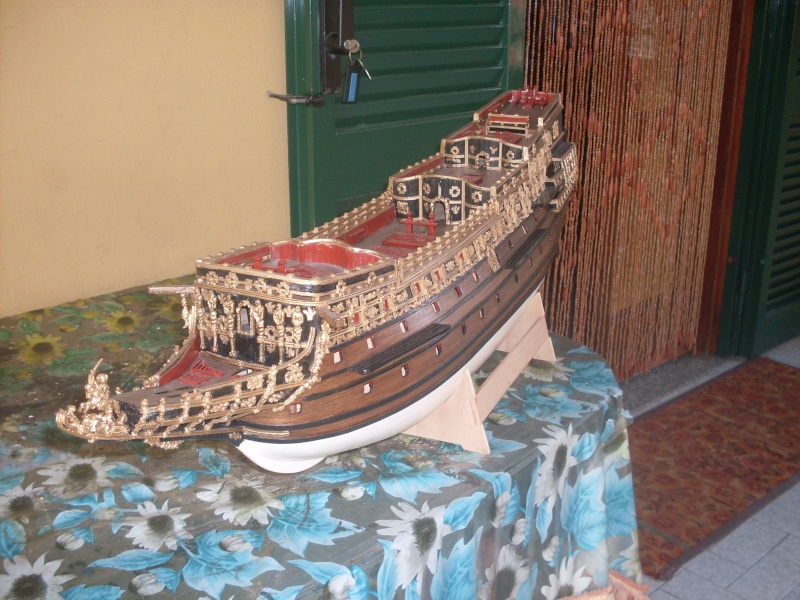 seas - Sovereign of the seas Mantua model  Sdc10210