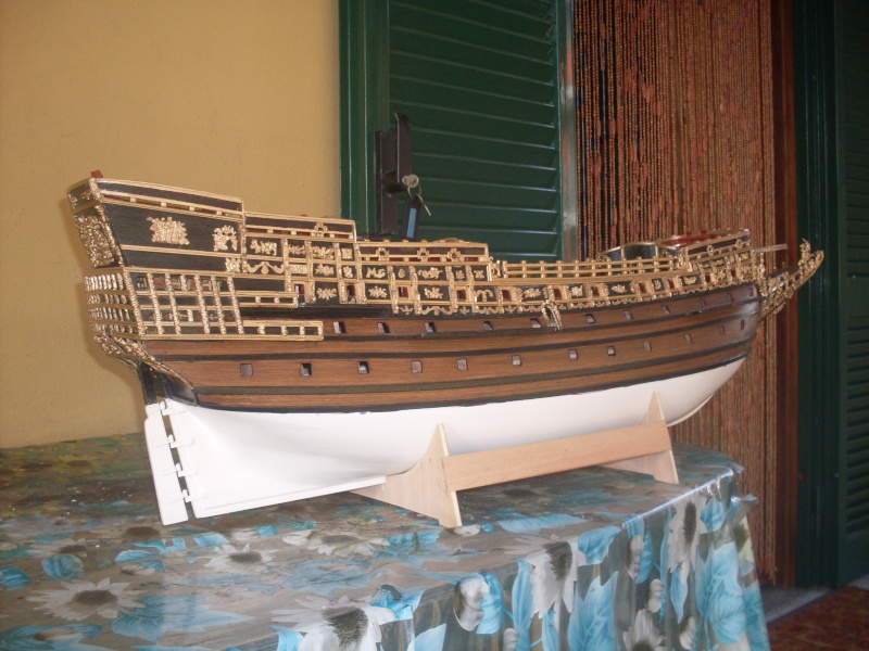 seas - Sovereign of the seas Mantua model  Sdc10211
