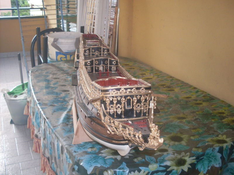 seas - Sovereign of the seas Mantua model  Sdc10212