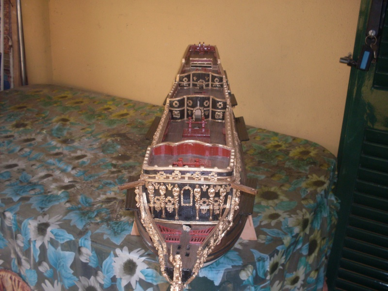 seas - Sovereign of the seas Mantua model  Sdc10215