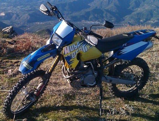 VENTE EN PIECE : Husaberg 550 FE 2007  Sans_t10
