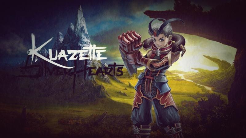 Fonds d'écran SILVERHEARTS Kuazet11