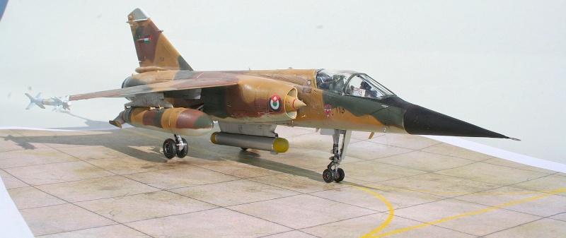 "Mirage F1EJ jordanien (Airfix + décal FFSMC ""désert Mirage F1"", 1/72) Img_6518"