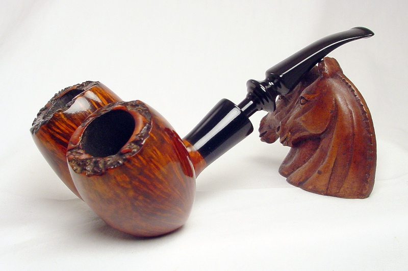 Now, for something really different:  twin bowled pipes Bjarne10