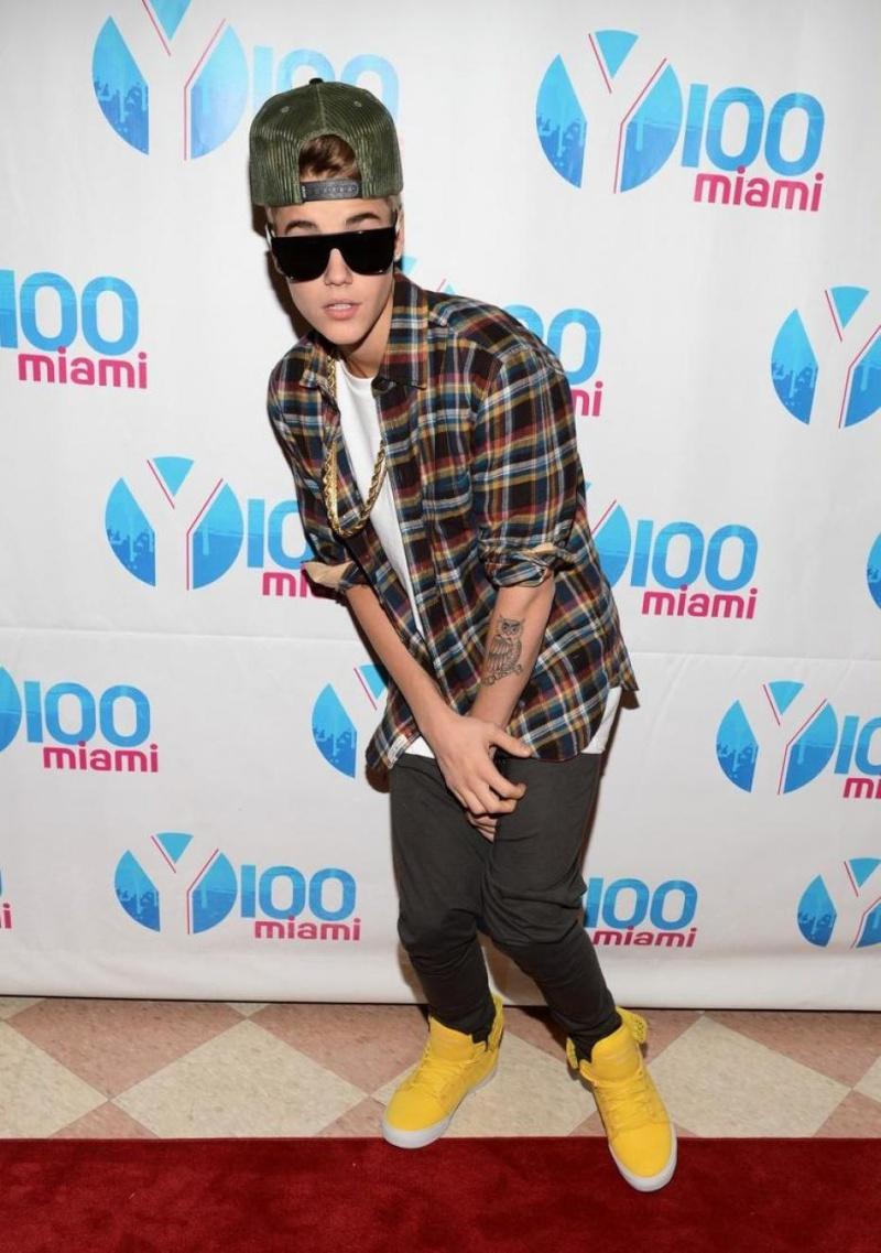 Justin Biebers Justin11