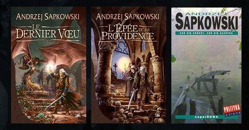 [Littérature & Jeux Vidéos] La Saga du Sorceleur / The Witcher 1, 2, 3 Livre110