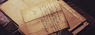 Diaries, Notebooks, and Scrapbooks