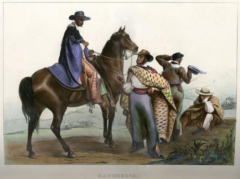 EARLY MEXICANO, TEJANO & CALIFORNIO Ranche11