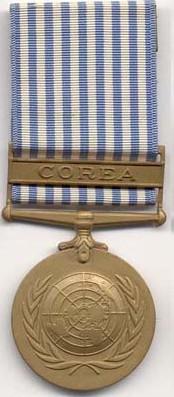 Médailles de la guerre de Corée 114