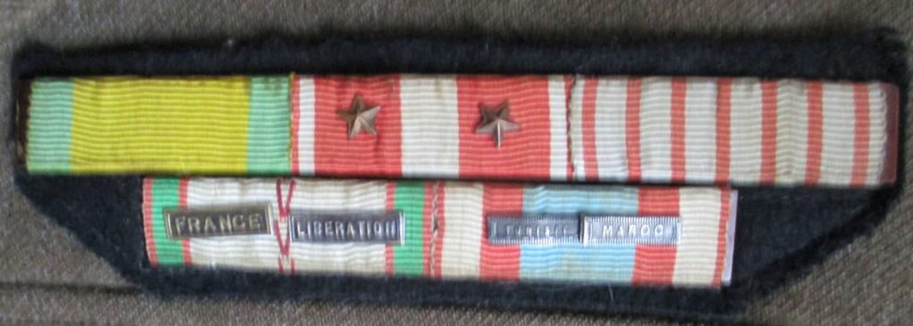 Les uniformes de ville et/ou de permission 210