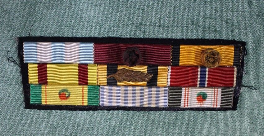 Médailles de la guerre de Corée 311