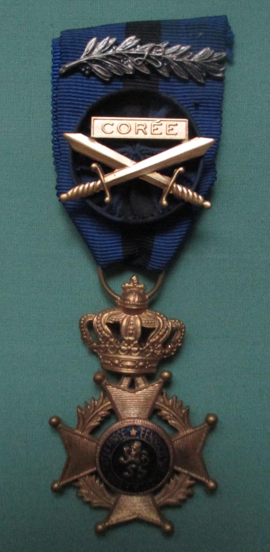Médailles de la guerre de Corée 412