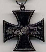 Médailles de la guerre de Corée 611