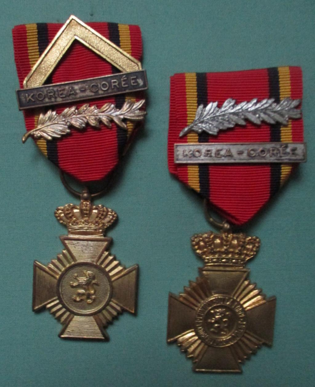 Médailles de la guerre de Corée 612