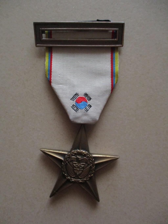 Médailles de la guerre de Corée Croix_11