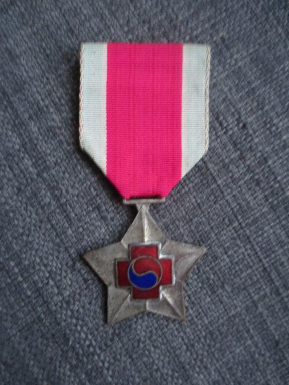 Médailles de la guerre de Corée Mzodai10