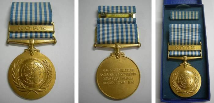 Médailles de la guerre de Corée Post-410