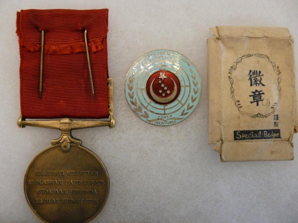 Médailles de la guerre de Corée Post-710