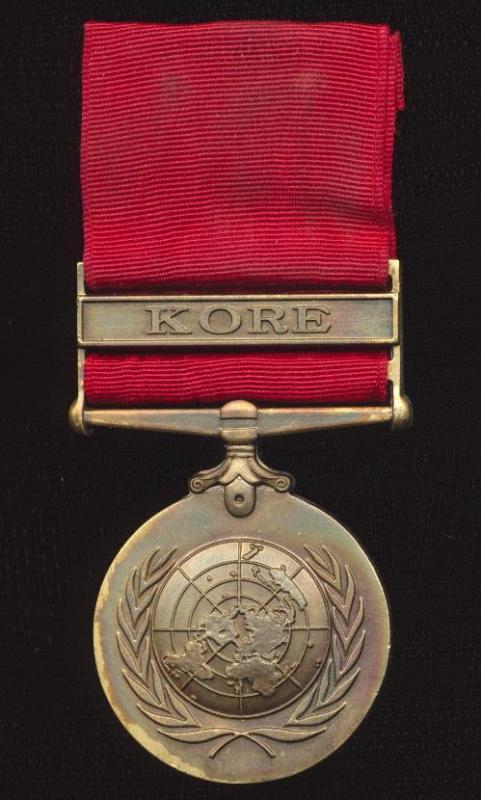 Médailles de la guerre de Corée Turque10